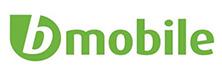 b-mobileのロゴ